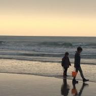 Se ressourcer! Cette plage que j'aime tant. @bymesange
